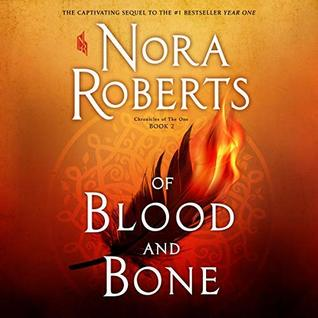 Audio: Of Blood and Bone by Nora Roberts @NRoberts_atHome  @justjuliawhelan #BrillianceAudio