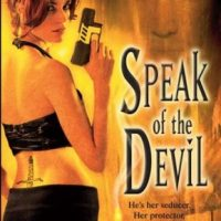 Speak of the Devil by Jenna Black @jennablack