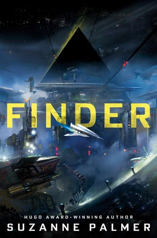 Finder by Suzanne Palmer @zanzjan @DAWBooks @AceRocBooks @BerkleyPub