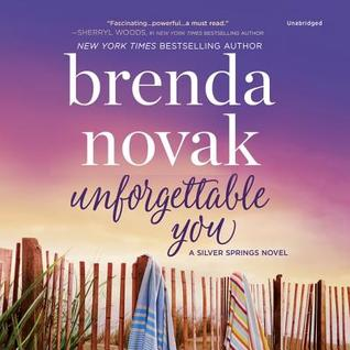 Audio: Unforgettable You by Brenda Novak @Brenda_Novak  #VeronicaWorthington  @HarlequinAudio‏  @HarperAudio  #LoveAudiobooks