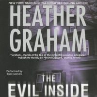 Audio:  The Evil Inside by Heather Graham @heathergraham @luckylukeekul ‏#BrillianceAudio #LoveAudiobooks