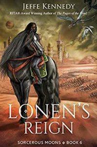Lonen's Reign (Sorcerous Moons #6) by Jeffe Kennedy