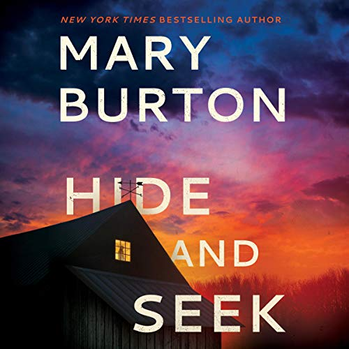 Audio: Hide and Seek by Mary Burton @MaryBurtonBooks @etraiste‏ #BrillianceAudio #LoveAudiobooks