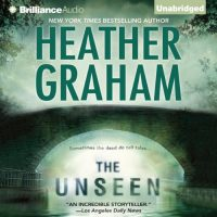 Audio:  The Unseen by Heather Graham @heathergraham @luckylukeekul ‏#BrillianceAudio #LoveAudiobooks #BeatTheBacklist2019