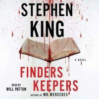 Audio: Finders Keepers by Stephen King @StephenKing   @SimonAudio #LoveAudiobooks  #BeatTheBacklist2019