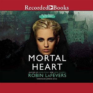 Audio: Mortal Heart by Robin LaFevers @RLLaFevers @recordedbooks #LoveAudiobooks #BeatTheBacklist2019