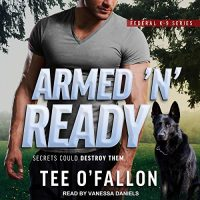 Audio: Armed N Ready by  Tee O'Fallon  @TeeOFallon @TantorAudio #LoveAudiobooks