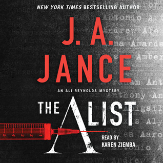 The A List by J. A. Jance