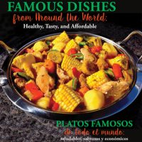 Famous Dishes from around the World by Stephanie Maze @moonstonepress ‏