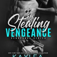 Stealing Vengeance by Kaylea Cross @kayleacross ‏@InkSlingerPR