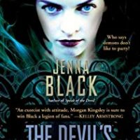 The Devil's Playground by Jenna Black @jennablack