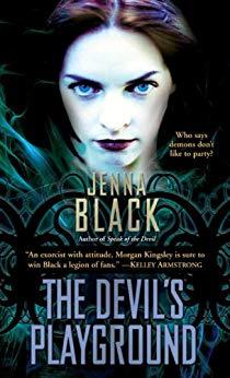 The Devil's Playground by Jenna Black @jennablack