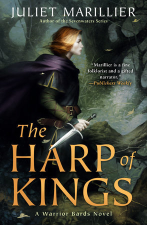 The Harp of Kings by Juliet Marillier #JulietMarillier @AceRocBooks