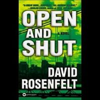 Audio: Open and Shut by David Rosenfelt #LoveAudiobooks