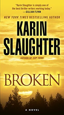 Broken by Karin Slaughter @karinslaughter #DellPublishing