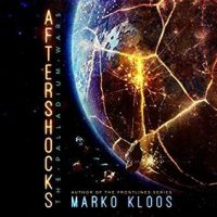 Audio: Aftershocks by Marko Kloos @markokloos @luckylukeekul #BrillianceAudio #LoveAudiobooks