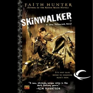 Audio: Skinwalker by Faith Hunter @HunterFaith @KhristineHvam @Twimom227 ‏ #FriendsOnFriday #LoveAudiobooks