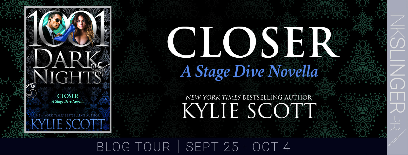 Closer by Kylie Scott