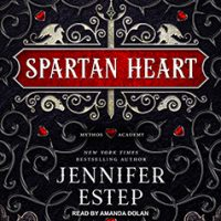 Audio: Spartan Heart by Jennifer Estep @Jennifer_Estep #AmandaDolan @TantorAudio #LoveAudiobooks