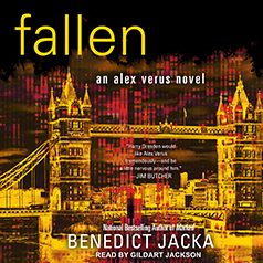 Read-along & Giveaway: Fallen by Benedict Jacka @BenedictJacka‏ @AceRocBooks  @BerkleyPub @orbitbooks @TantorAudio  ‏#Read-along #GIVEAWAY