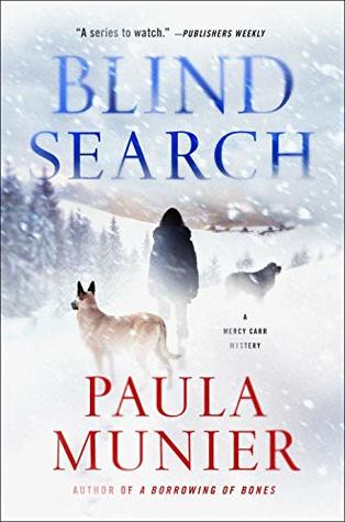 Blind Search by Paula Munier @PaulaSMunier @MinotaurBooks