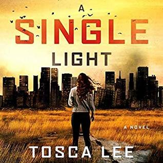 Audio: A Single Light by Tosca Lee @ToscaLee ‏@campbell_cass ‏@SimonAudio #LoveAudiobooks