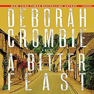Audio:  A Bitter Feast by Deborah Crombie @deborahcrombie #GerardDoyle @HarperAudio #LoveAudiobooks