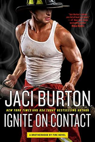 Ignite on Contact by Jaci Burton @jaciburton @BerkleyRomance @BerkleyPub #GIVEAWAY