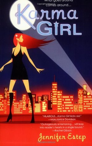 Karma Girl by Jennifer Estep @Jennifer_Estep @BerkleyPub