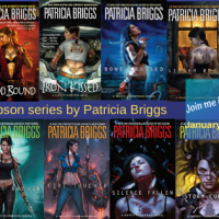 Read-along & Giveaway: Mercy Thompson by Patricia Briggs @Mercys_Garage @AceRocBooks @LoreleiKing @PRHAudio #Read-along #GIVEAWAY #LoveAudiobooks
