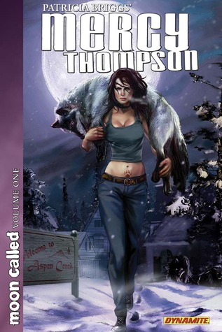 Amazon digital copy of Moon Called graphic novel Volume I