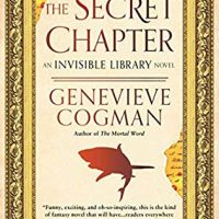 Secret Chapter by Genevieve Cogman @GenevieveCogman  @AceRocBooks  @BerkleyPub  @penguinrandom