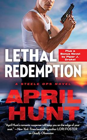 Print copy of Lethal Redemption by April Hunt (US only)