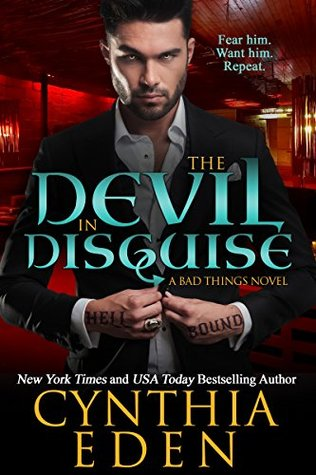 Thrifty Thursday :  The Devil in Disguise by Cynthia Eden @cynthiaeden ‏   #ThriftyThursday