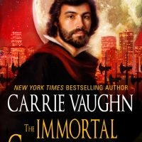 The Immortal Conquistador by Carrie Vaughn #CarrieVaughn   @TachyonPub