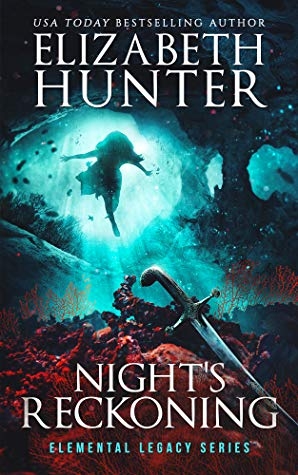 Night's Reckoning by Elizabeth Hunter @EHunterWrites @jennbeachpa @jennw23