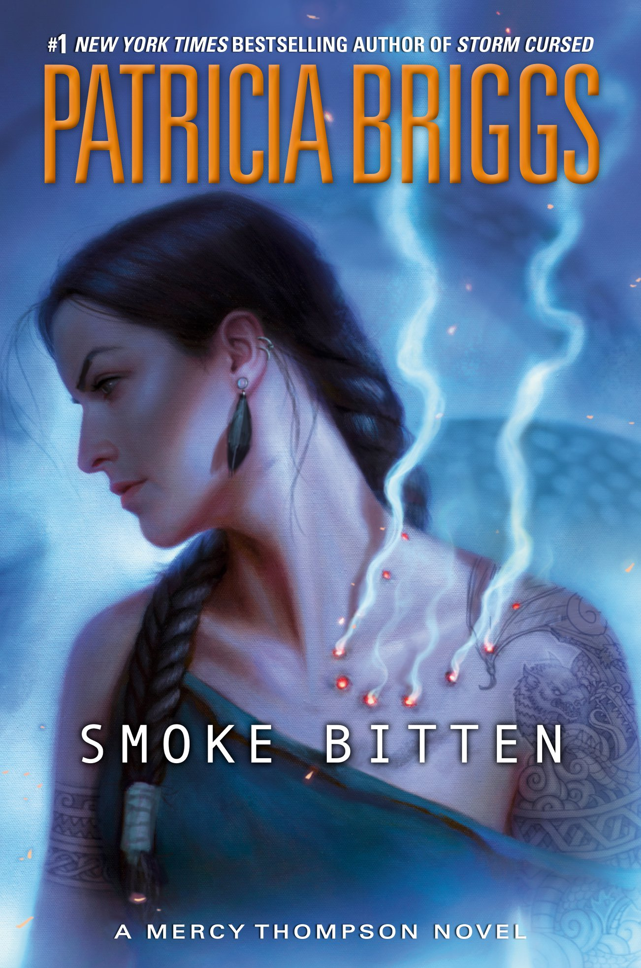 Smoke Bitten by Patricia Briggs