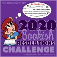 Anne's 2020 Challenges @Limabean74 @BerlsS #BookishRes2020 ‏@angels_gp @BooksofMyHeart #LibraryLoveChallenge