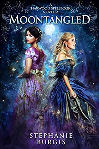 Moontangled by Stephanie Burgis @stephanieburgis