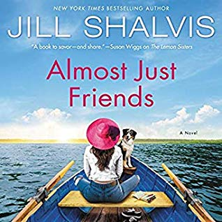 Audio: Almost Just Friends by Jill Shalvis @JillShalvis @ErinMallon ‏ @HarperAudio #LOVEAUDIOBOOKS