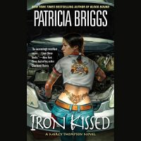 Read-along & Giveaway: Iron Kissed by Patricia Briggs @Mercys_Garage @LoreleiKing @AceRocBooks @PRHAudio @CarolesLife #LoveAudiobooks #Read-along #GIVEAWAY