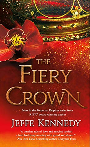The Fiery Crown by Jeffe Kennedy @JeffeKennedy @StMartinsPress