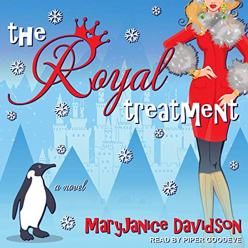 Audio: The Royal Treatment by MaryJanice Davidson @MaryJaniceD @PiperGoodeve @TantorAudio #LoveAudiobooks
