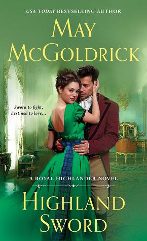 Highland Sword by May McGoldrick