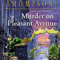 Murder on Pleasant Avenue by Victoria Thompson @gaslightvt @BerkleyPub