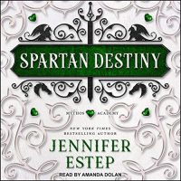 Audio: Spartan Destiny by Jennifer Estep @Jennifer_Estep #AmandaDolan @TantorAudio #LoveAudiobooks