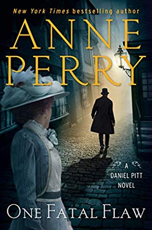 One Fatal Flaw by Anne Perry @AnnePerryWriter @randomhouse  #ballantinebooks