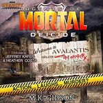 Audio: Deicide (Agents of MORTAL, #1) by M.K. Gibson read by Jeffrey Kafer, Heather Costa