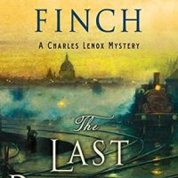 The Last Passenger by Charles Finch @CharlesFinch  @MinotaurBooks