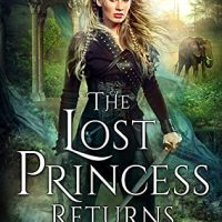 The Lost Princess Returns by Jeffe Kennedy @jeffekennedy